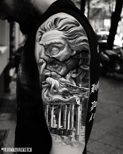 Create a tattoo design - mantis tattoo - sergio ramos tattoos
