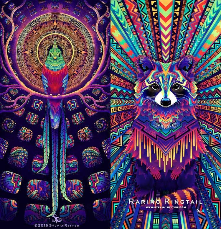 Sylvia Ritter - Ubuntu Animals