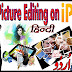 How to Edit Pictures online free on ipiccy