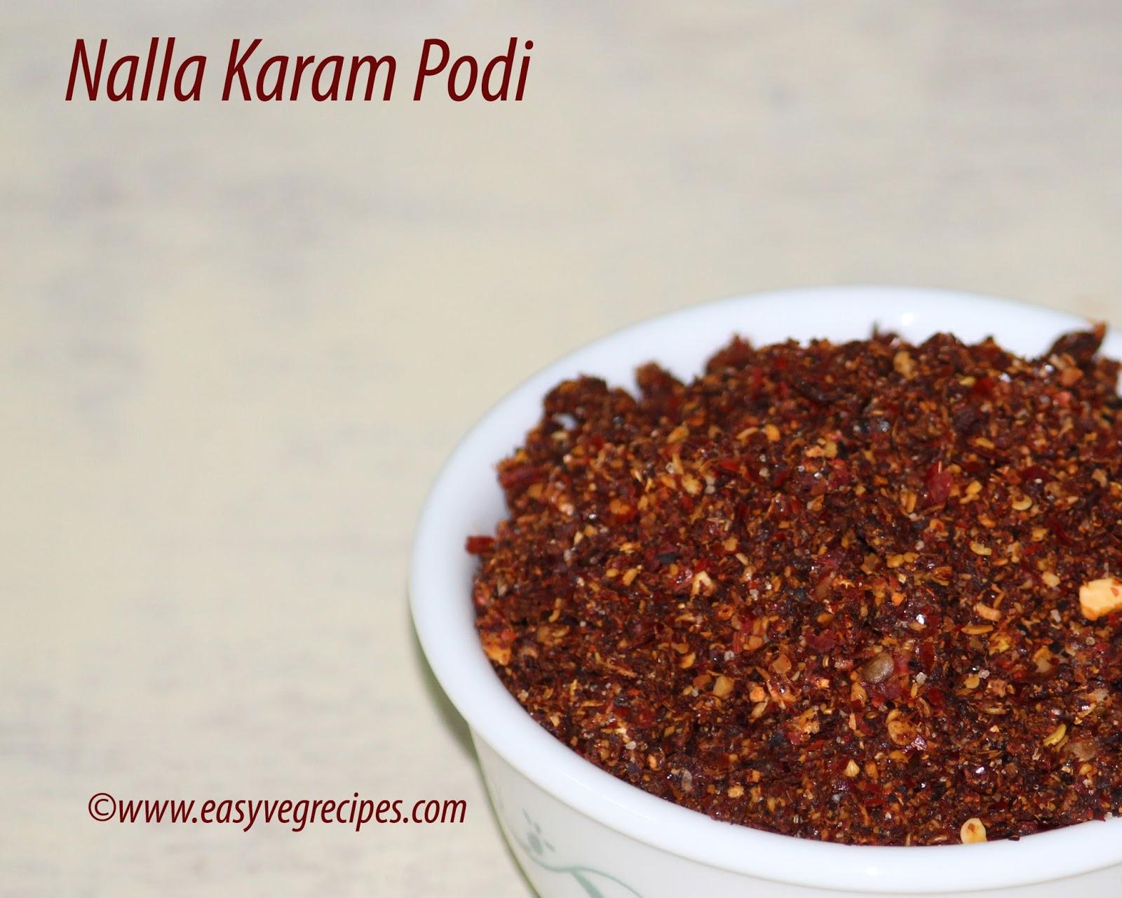 Nalla Karam Podi