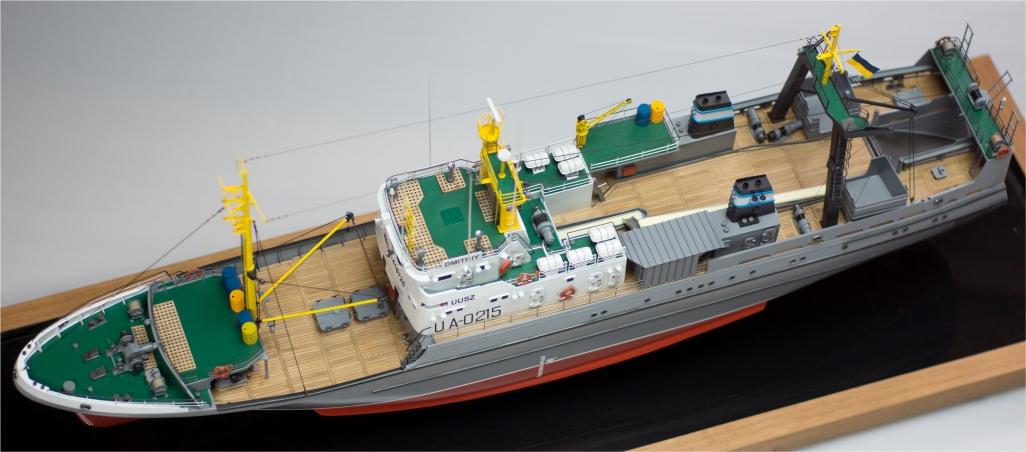 судно проект 502ЕМ