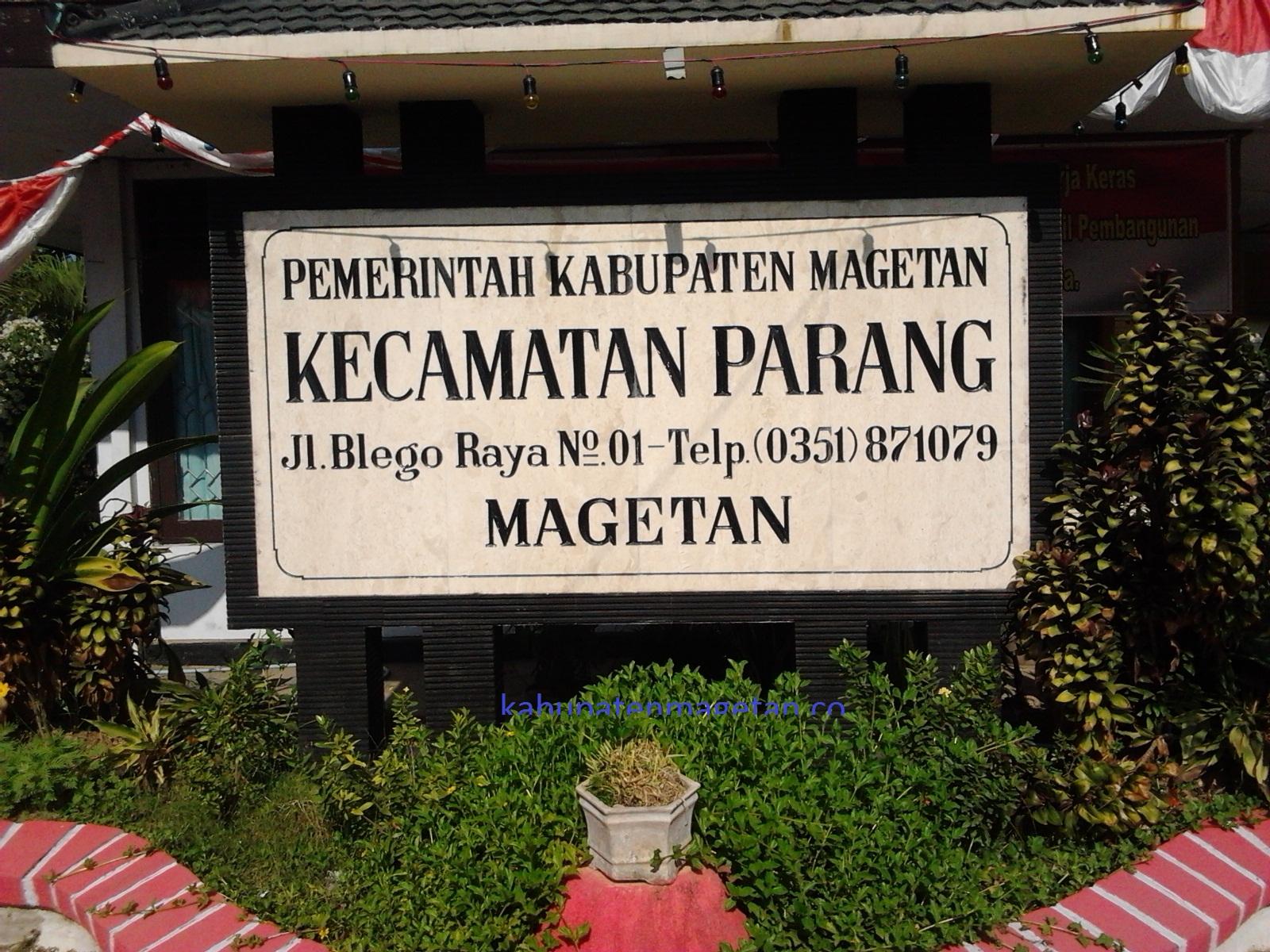 Pengumuman Cpns Kabupaten Magetan Cpnsnewscom Kantor Kecamatan Parang Kabupaten Magetan Go To Magetan