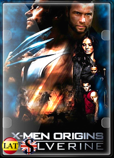 X-Men Orígenes: Wolverine (2009) FULL HD 1080P LATINO/INGLES