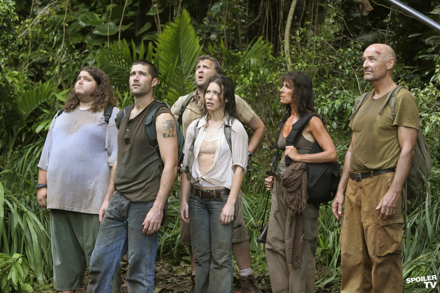 Lost season 6 episode 15 review - Author of wild movie