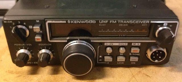 Kenwood TR-8400 Amateur Transceiver