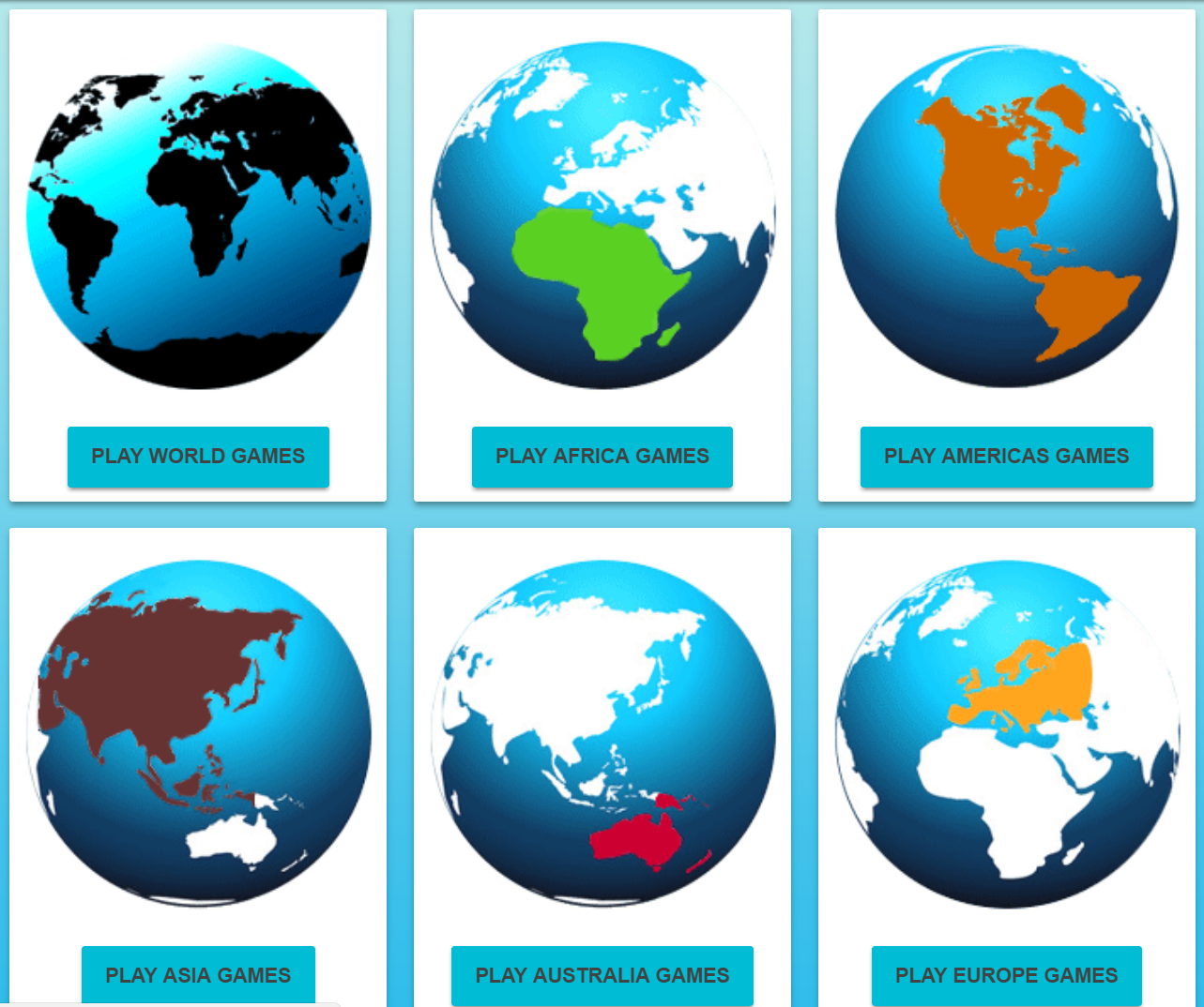 Free Technology For Teachers World Geography Games For Kids - Free geography games