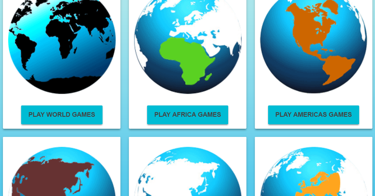Free Technology For Teachers World Geography Games For Kids - World geography