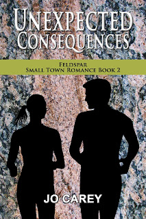 Unexpected Consequences (Feldspar Small Town Romance Book 2) by Jo Carey