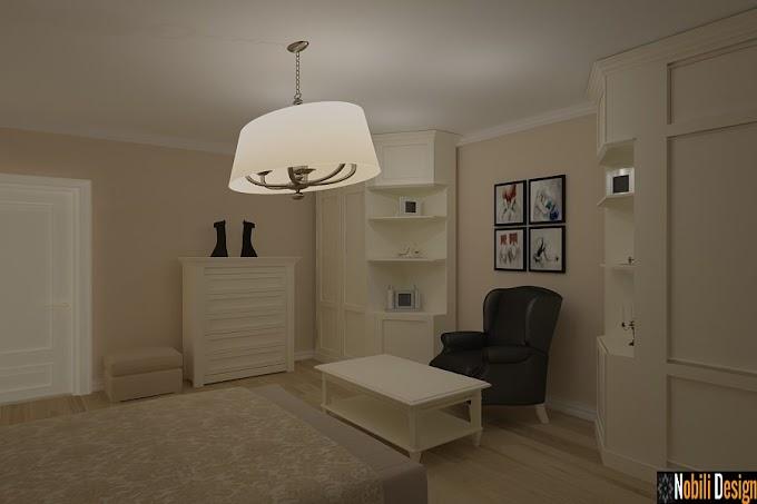 Design interior case clasice Bacau - Amenajari interioare vile moderne