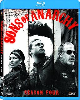 Sons of Anarchy – Temporada 4 [3xBD25] *Con Audio Latino