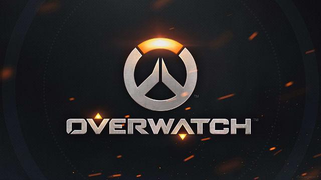 Logo Overwatch Étincelles - Fond d'écran en Ultra HD 4K