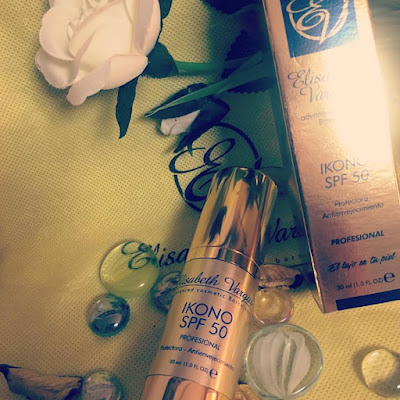kono spf 50, elisabeth vargas cosmetic, alta cosmética, crema facial, antiaging,
