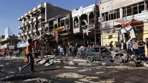 Un attentat en Irak a fait au moins 75 morts