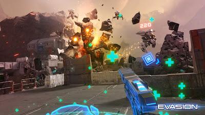 Evasion Game Screenshot 3