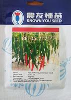 rahasia sukses petani cabe, cabe merah, benih bf 105-2121, known you seed, lmga agro