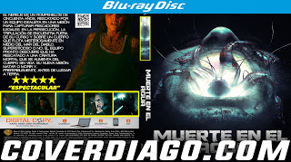 Dead in the Water Bluray - Muerte en el agua
