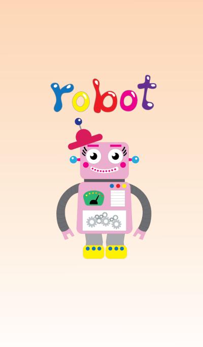 Theme Robot