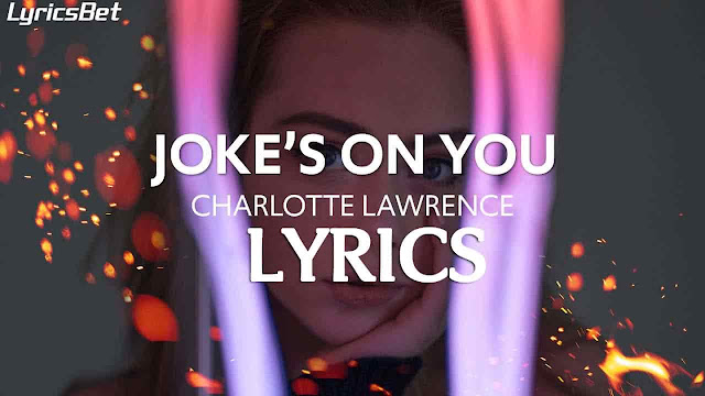 joke's on you Lyrics