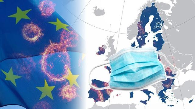 Η Ευρώπη κλείνει τα σύνορα και τον εναέριο χώρο της