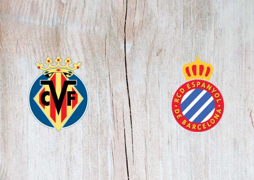 Villarreal vs Espanyol -Highlights 19 January 2020