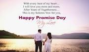 Happy Promise Day 2019 Hindi Status Shayari