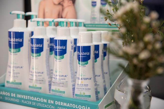 cosmética infantil para pieles atópicas - Mustela