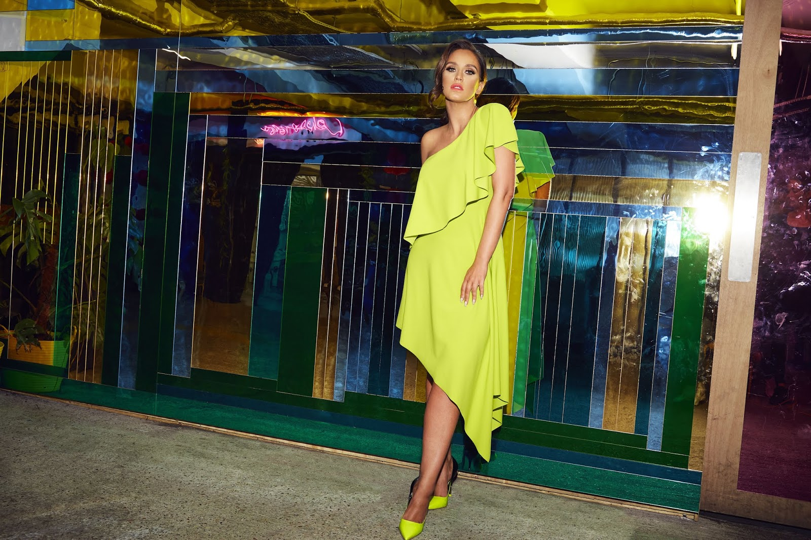 Vicky Pattison - New Fashion Collection For Goddiva.co.uk February 2019