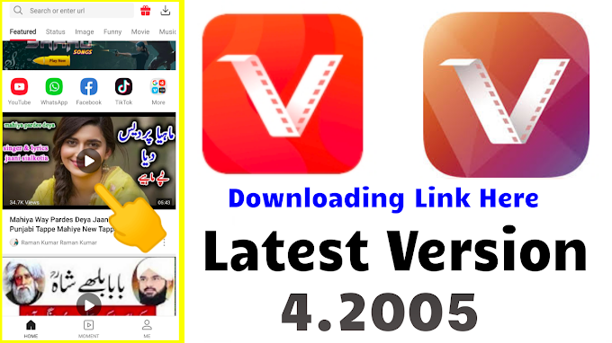 VidMate - HD video downloader Latest Versoin 4.2005 Apk Mod