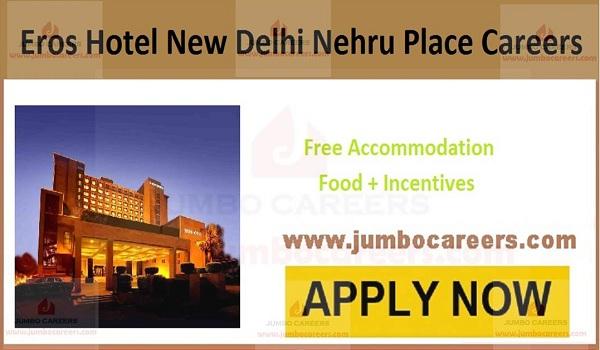 Current vacancies in New Delhi,