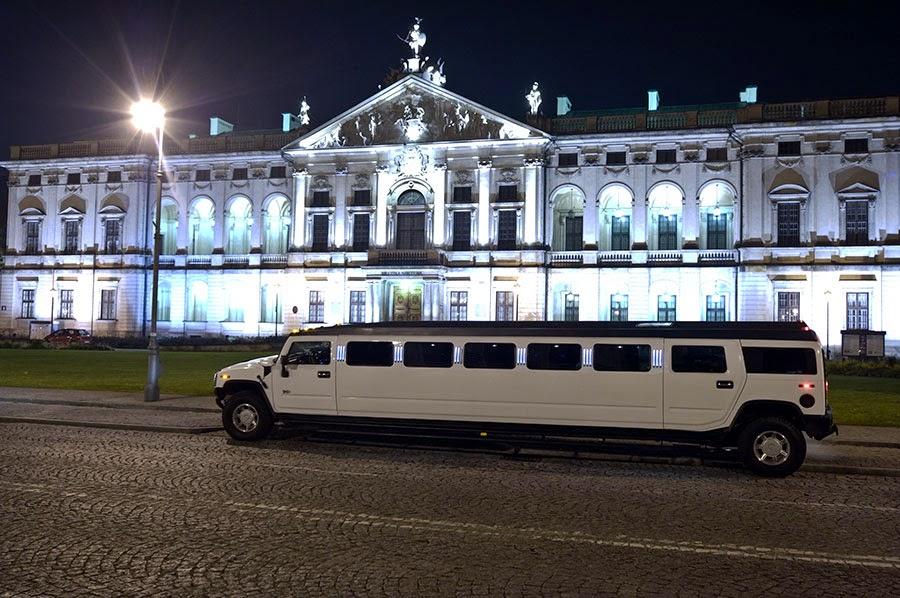 12 pomysłów na transport Pary Młodej