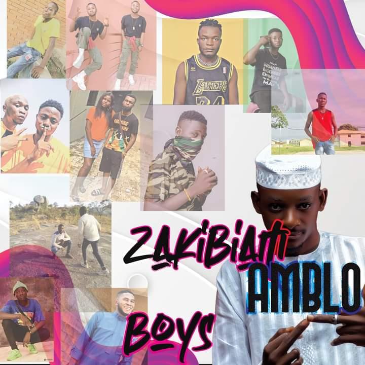 [Music] Amblo - Zaki Biam Boys (prod. Flair Amalii) #Arewapublisize