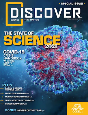 Discover - January 2021