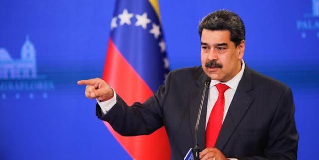 """MADURO ASEGURA QUE DESPUÉS DEL 21-NOV SE ACABARÁN LOS """"PROTECTORES"""" EN ESTADOS Y MUNICIPIOS"""
