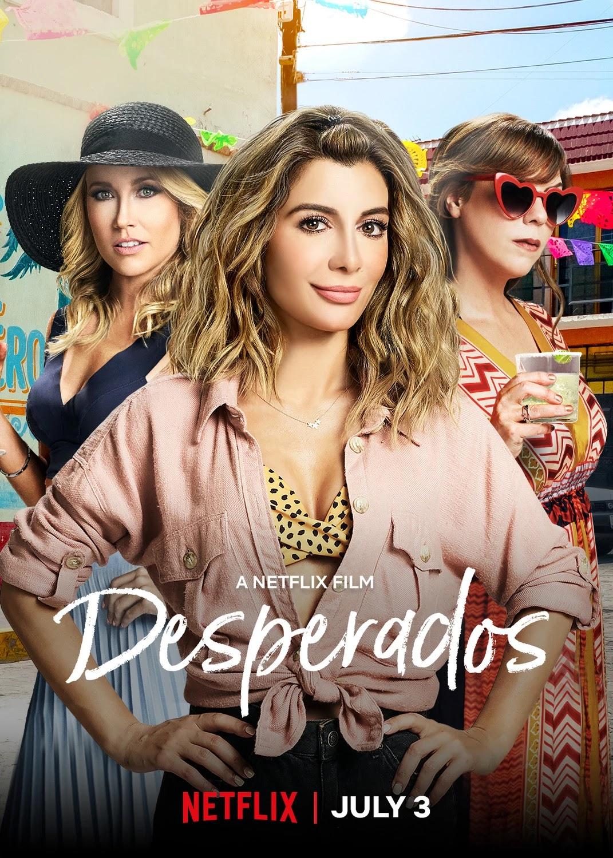 Desperados [2020] [CUSTOM HD] [DVDR] [NTSC] [Latino]