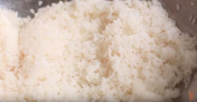 สูตรหุงข้าวซูชิ (Sushi Rice) จากเชฟญี่ปุ่น