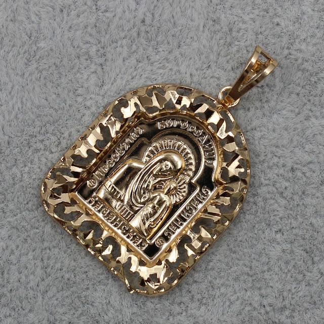 Ладанка позолота Xuping Jewelry 7