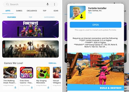 Cara Install Fortnite Beta di ponsel Android Anda,Inin Caranya. 3