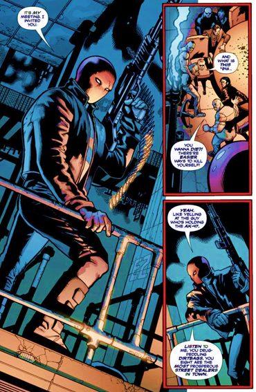 Batman: Bajo la capucha fue uno de los mejores cómics de Batman