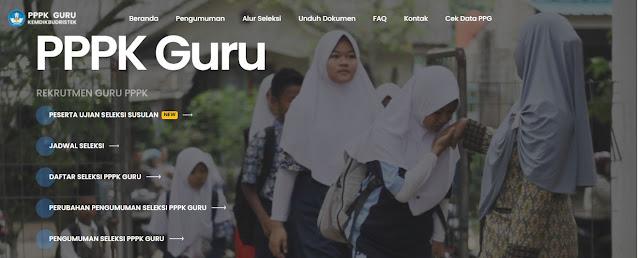 Link Pengumuman Hasil Seleksi Tes PPPK Guru 2021 dan Cara Cek Lihat Pengumuman P3K Non Guru Kemendikbud Gurupppk.kemdikbud.gp.id