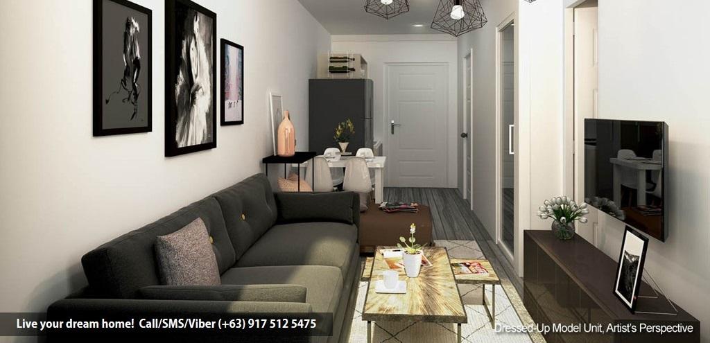SMDC Leaf Residences - 2 Bedroom Unit | Condominium for Sale Susana Heights Muntinlupa
