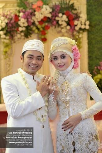 baju kebaya gaun pengantin muslim wedding indonesia