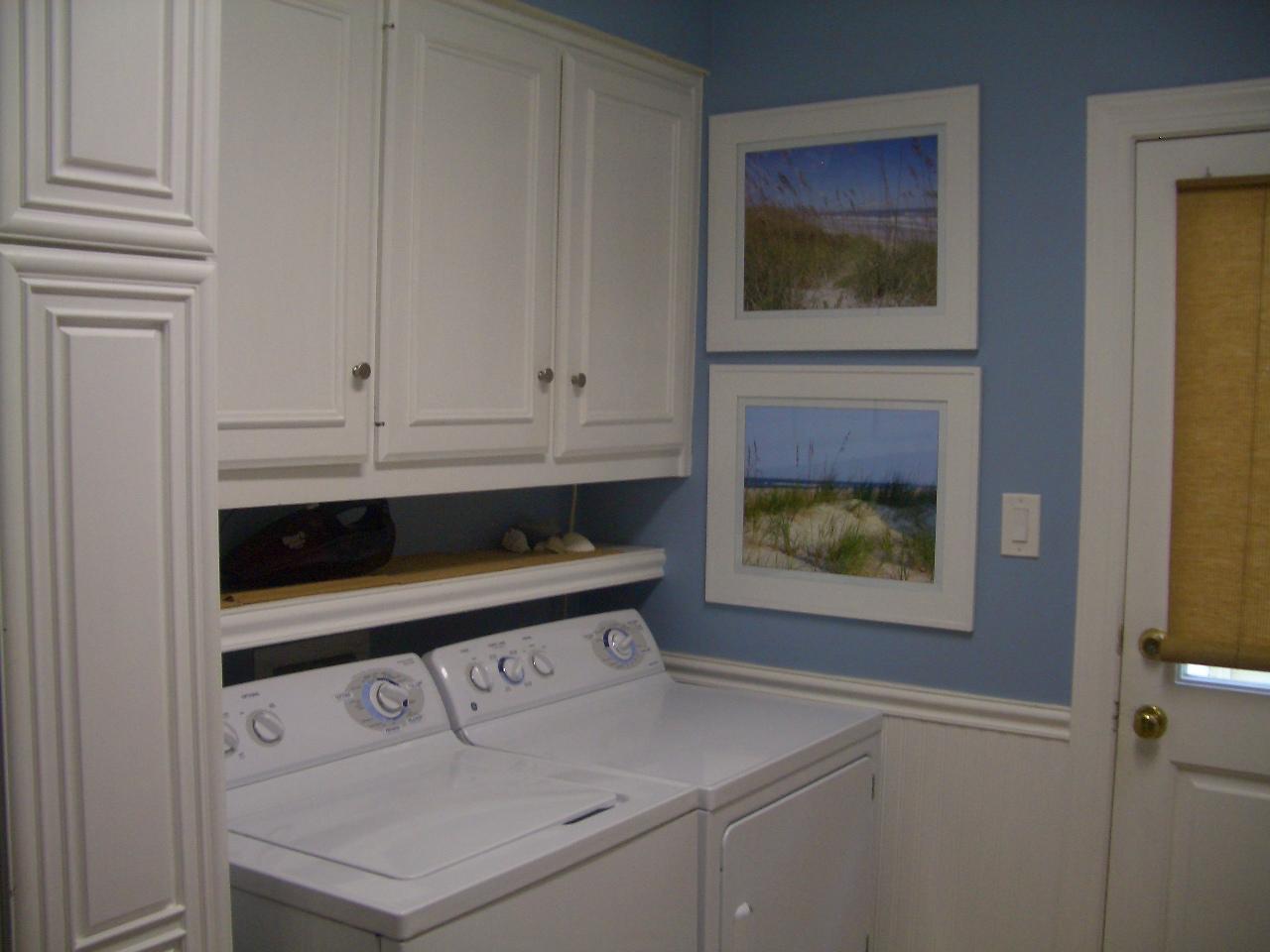 Storage Shelf Over Washer And Dryer Photos