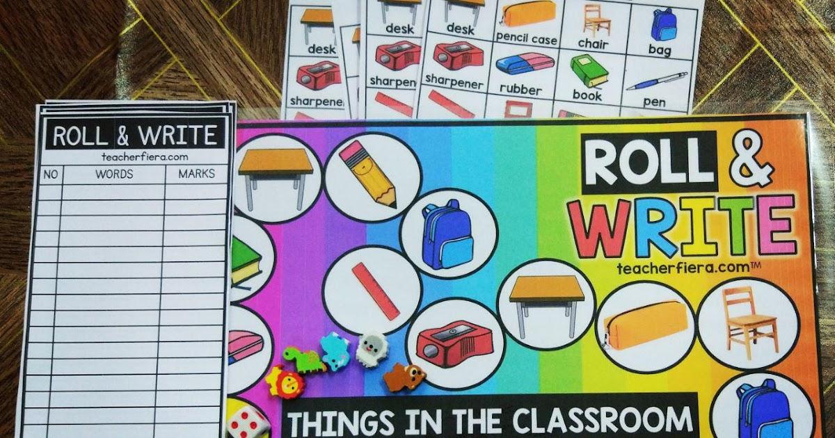 Teacherfiera.com: YEAR 1 (2019): UNIT 1 THINGS IN MY