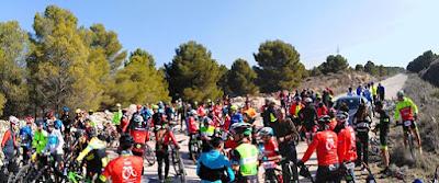 Ciclismo MTB Yepes