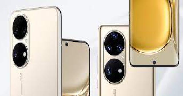 الإعلان عن هاتف Huawei P50 و P50 Pro  مع معالج SD888 و Kirin 9000 بتقنية 4G وكاميرات مطورة