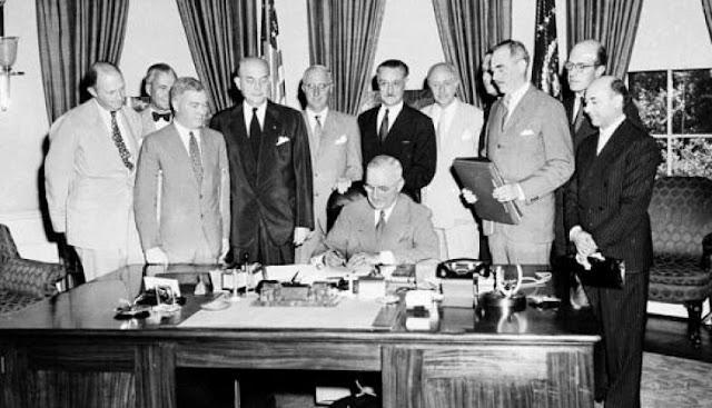 Kiedy podpisano Traktat Północnoatlantycki
