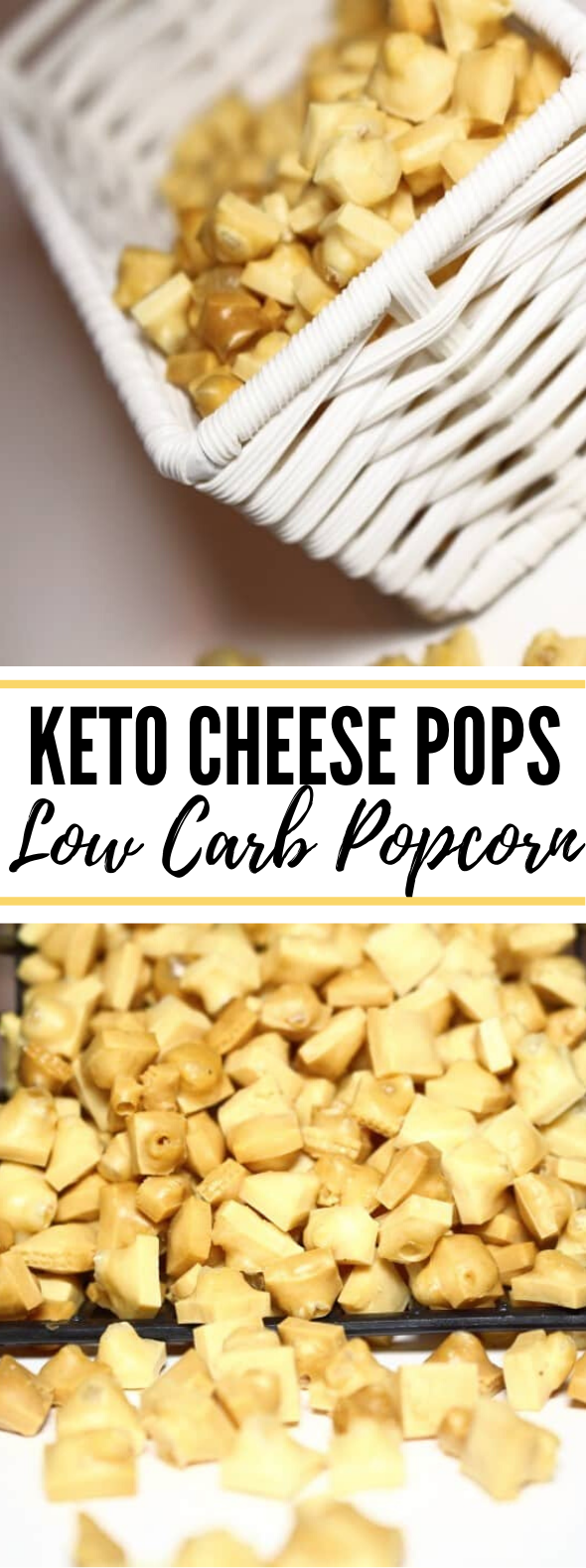 KETO CHEESE POPS – LOW CARB POPCORN #healthy #diet #ketogenic #lowcarb #cheese