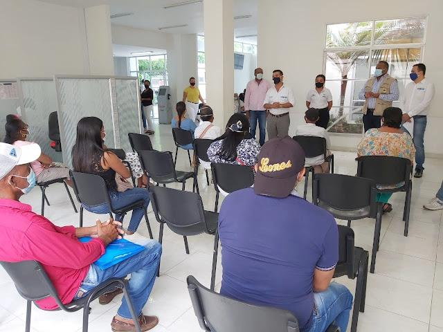hoyennoticia.com, En Riohacha 600 víctimas del conflicto armado han recibido cartas de indemnización