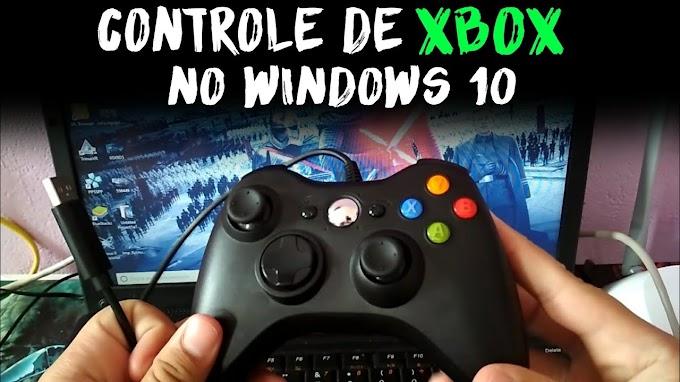 Como conectar o controle do Xbox One ao Steam