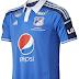 Adidas apresenta camisa titular do Millonarios de Bogotá